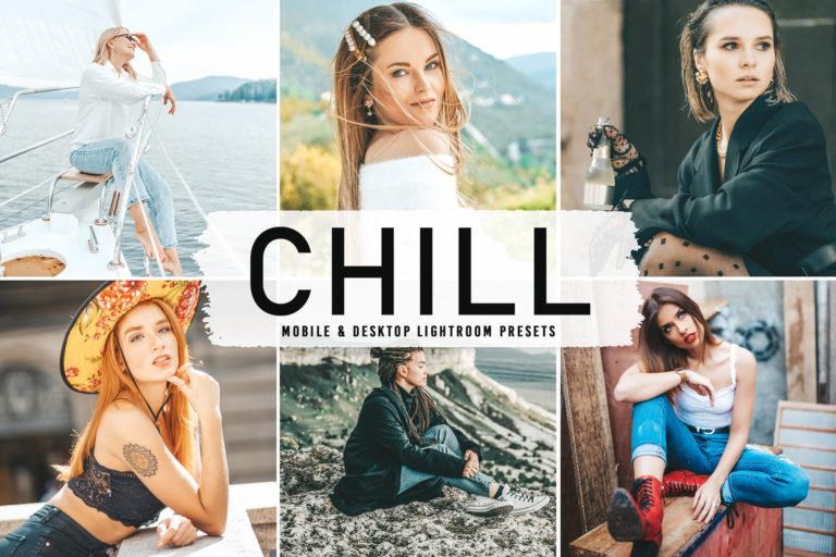 Preview image of Chill Mobile & Desktop Lightroom Presets