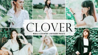 Clover Mobile & Desktop Lightroom Presets
