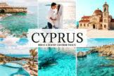 Last preview image of Cyprus Mobile & Desktop Lightroom Presets