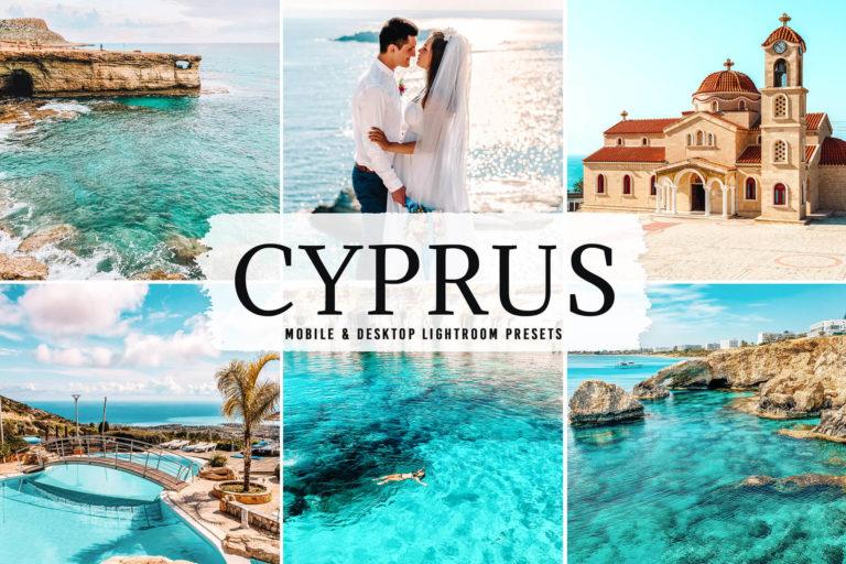 Preview image of Cyprus Mobile & Desktop Lightroom Presets