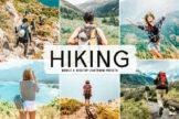 Last preview image of Hiking Mobile & Desktop Lightroom Presets