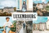 Last preview image of Luxembourg Mobile & Desktop Lightroom Presets