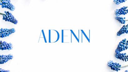 Adenn Serif Typeface
