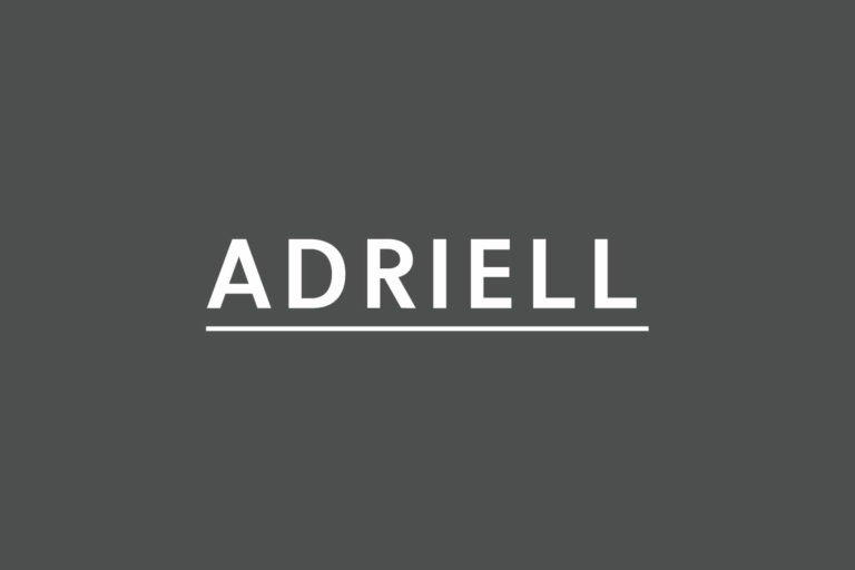 Preview image of Adriell Sans Serif Typeface