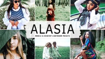 Alasia Mobile & Desktop Lightroom Presets