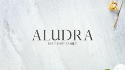 Aludra Serif Typeface