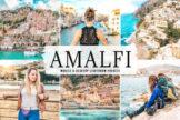 Last preview image of Amalfi Mobile & Desktop Lightroom Presets