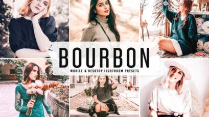 Bourbon Mobile & Desktop Lightroom Presets V2