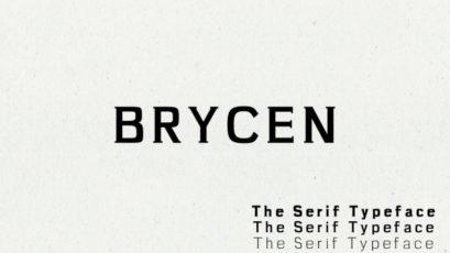 Brycen Serif Premium 7 Font Family