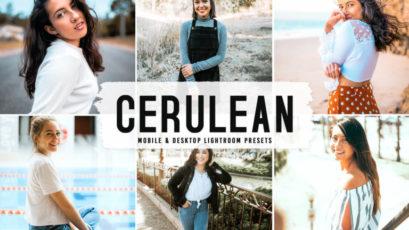Cerulean Mobile & Desktop Lightroom Presets