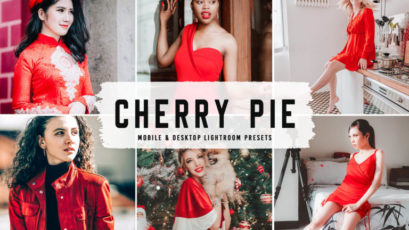 Cherry Pie Mobile & Desktop Lightroom Presets