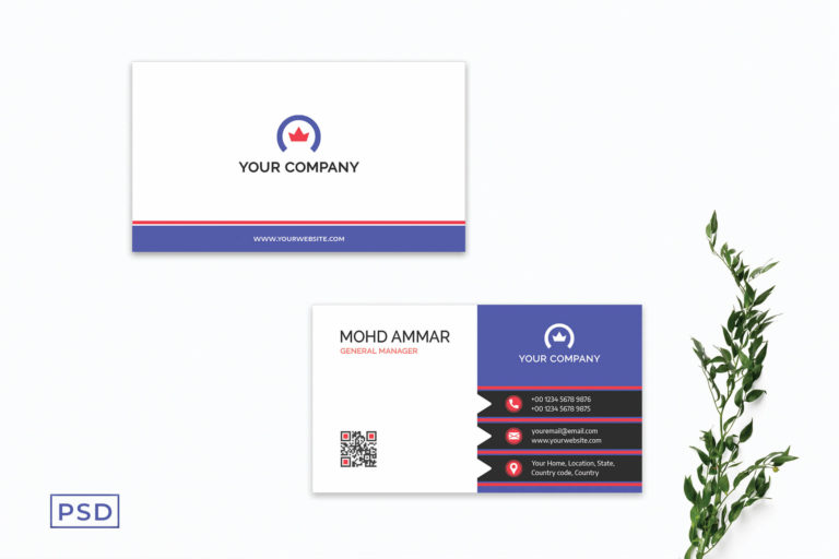 Preview image of Creative Business Card Template V7
