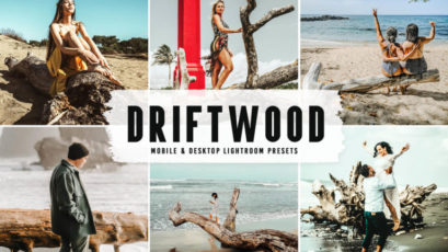 Driftwood Mobile & Desktop Lightroom Presets