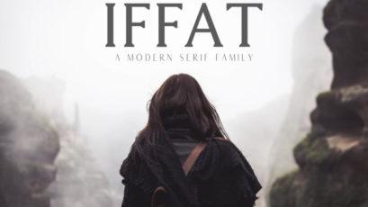 Iffat Modern Serif Family