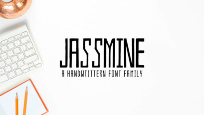 Jassmine Handwritten Typeface