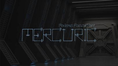 Mercuric Fancy Font