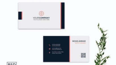 Modern Business Card Template V4