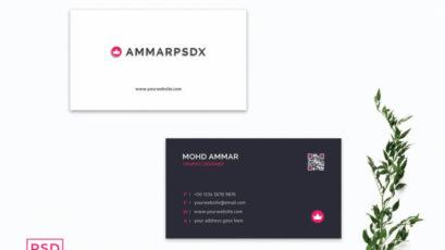 Modern Business Card Template V5