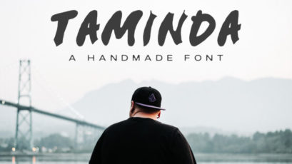Taminda Handmade Font