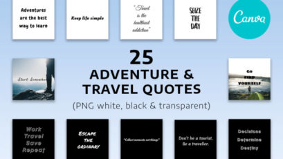 25 Adventure and Travel Quotes