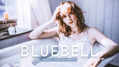 Bluebell Mobile & Desktop Lightroom Presets