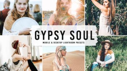 Gypsy Soul Mobile & Desktop Lightroom Presets