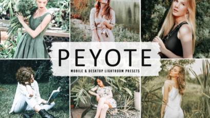 Peyote Mobile & Desktop Lightroom Presets