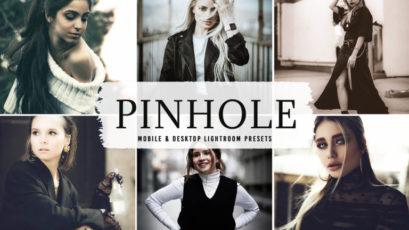 Pinhole Mobile & Desktop Lightroom Presets