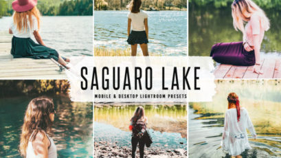 Saguaro Lake Mobile & Desktop Lightroom Presets