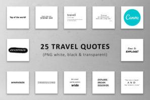 25 Travel Quotes