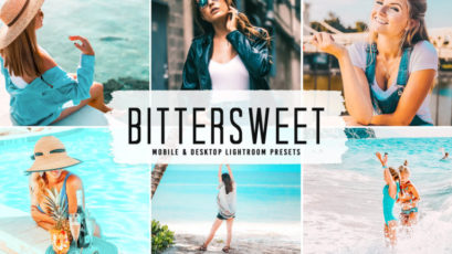 Bittersweet Mobile & Desktop Lightroom Presets
