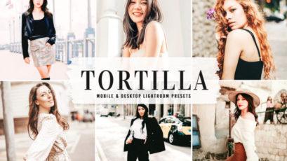 Tortilla Mobile & Desktop Lightroom Presets