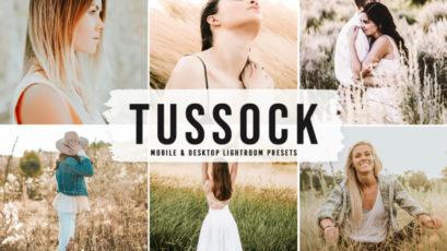 Tussock Mobile & Desktop Lightroom Presets