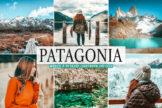 Last preview image of Patagonia Mobile & Desktop Lightroom Presets