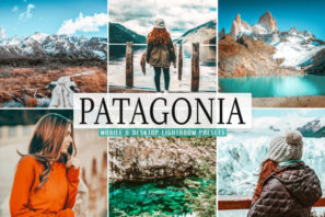 Patagonia Mobile & Desktop Lightroom Presets