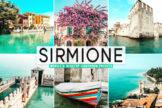 Last preview image of Sirmione Mobile & Desktop Lightroom Presets
