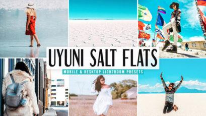 Uyuni Salt Flats Mobile & Desktop Lightroom Presets